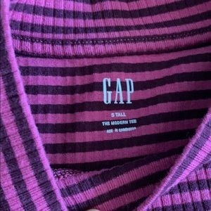 GAP Tops - GAP Mock Neck Tee - Tall